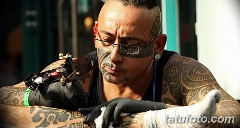 Фото тату мастер это профессия18.06.2019 №018 - tattoo master - tatufoto.com