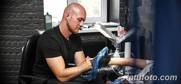 Фото тату мастер это профессия18.06.2019 №020 - tattoo master - tatufoto.com