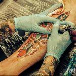 Фото тату мастер это профессия18.06.2019 №027 - tattoo master - tatufoto.com