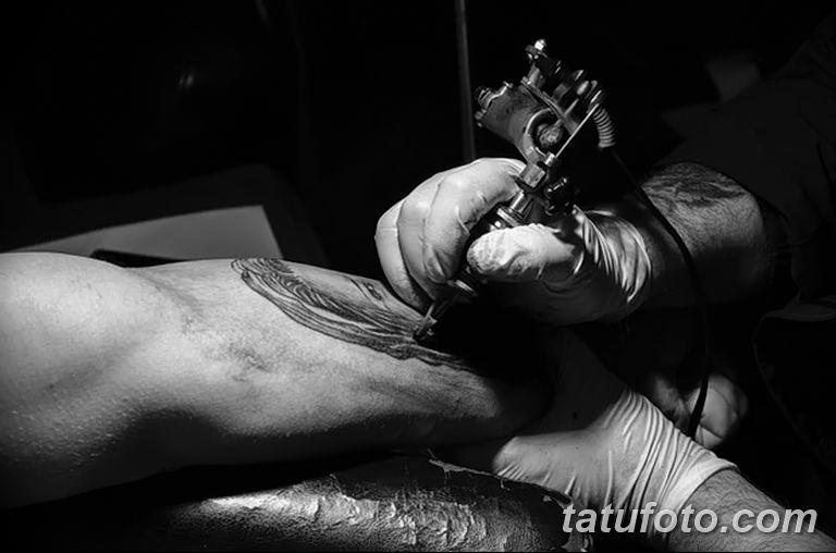 Фото тату мастер это профессия18.06.2019 №030 - tattoo master - tatufoto.com