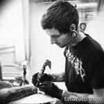 Фото тату мастер это профессия18.06.2019 №031 - tattoo master - tatufoto.com