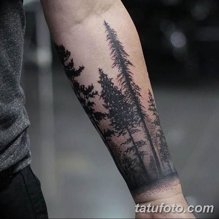 Фото тату рукав 11.06.2019 №181 - Tattoo sleeve - tatufoto.com