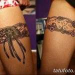 Фото тату чулки 05.06.2019 №028 - tattoo garter stockings - tatufoto.com