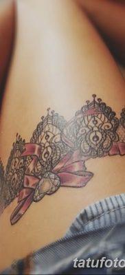 Фото тату чулки 05.06.2019 №056 – tattoo garter stockings – tatufoto.com