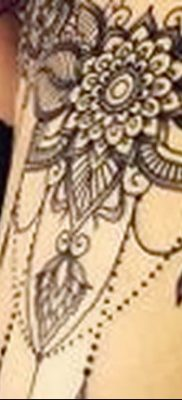 Фото тату чулки 05.06.2019 №077 – tattoo garter stockings – tatufoto.com