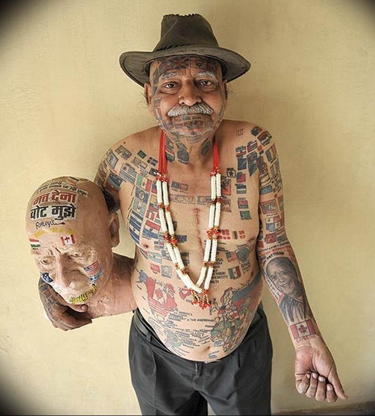 захватывающее интересное два старичка с тату фото знаете