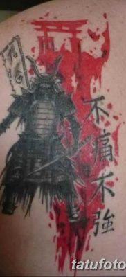 Фото черно красной тату 15.06.2019 №031 – black red tattoos photo – tatufoto.com