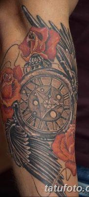 Фото черно красной тату 15.06.2019 №035 – black red tattoos photo – tatufoto.com