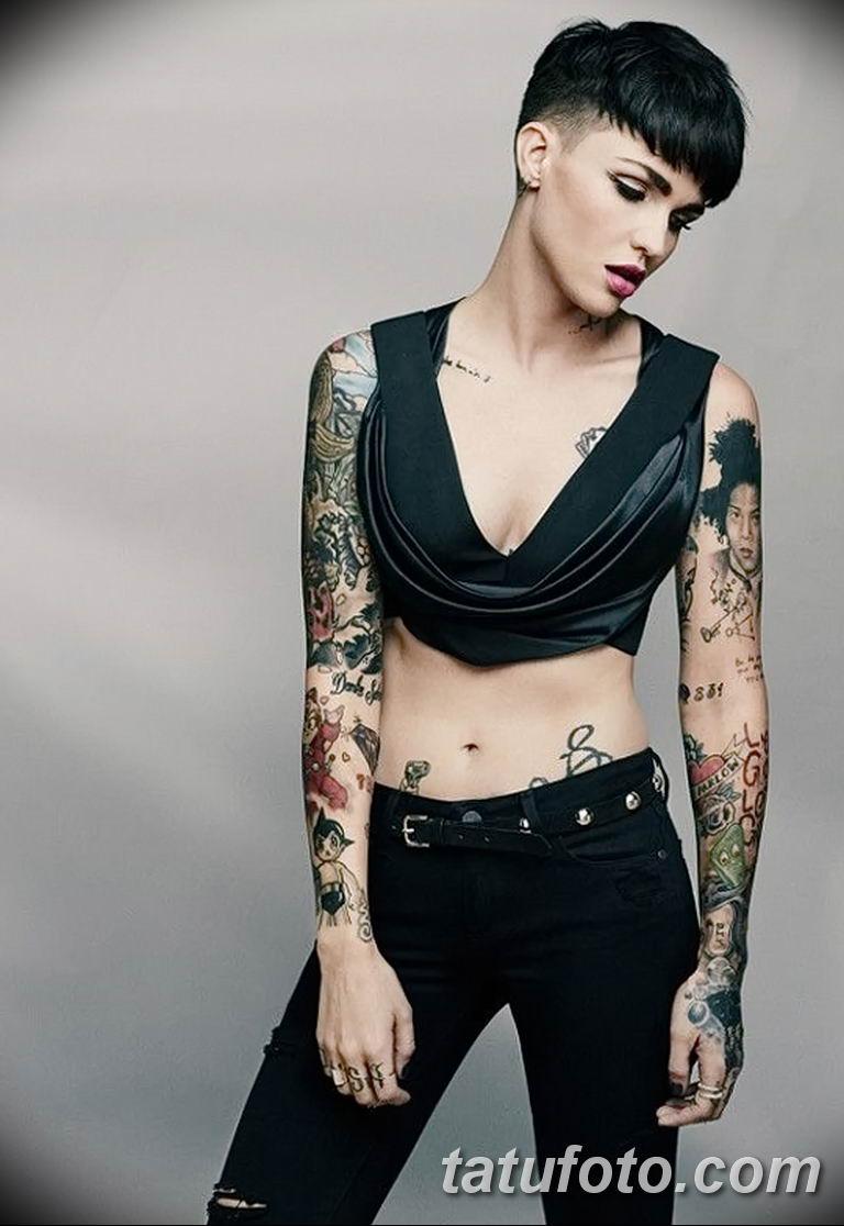 Опрос - Что думают россияне о причинах появления татуировки на теле человека - фото 1
