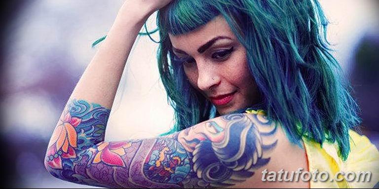 Опрос - Что думают россияне о причинах появления татуировки на теле человека - фото 4