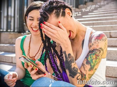 Опрос - Что думают россияне о причинах появления татуировки на теле человека - фото 6