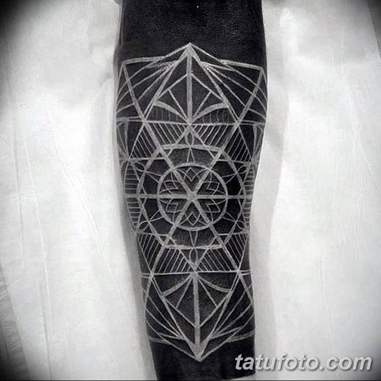 Фото красивый орнамент тату 10.07.2019 №011 - beautiful ornament tattoo - tatufoto.com