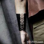 Фото красивый орнамент тату 10.07.2019 №014 - beautiful ornament tattoo - tatufoto.com