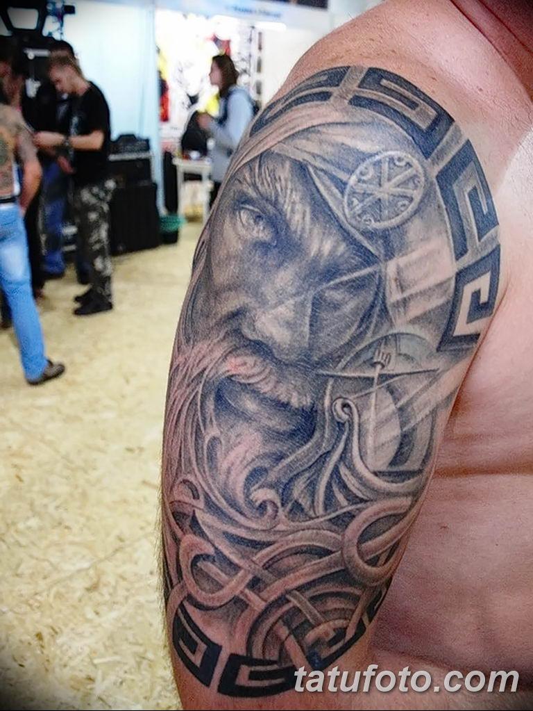 Фото славянский орнамент тату 10.07.2019 №012 - Slavic tattoo ornament - tatufoto.com