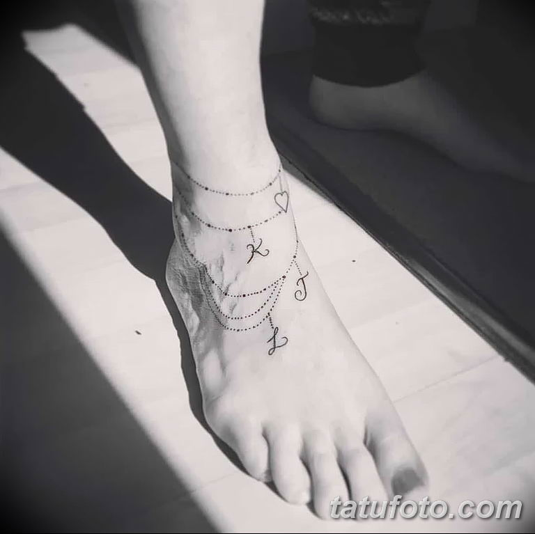 Фото тату браслет орнамент 10.07.2019 №013 - tattoo bracelet ornament - tatufoto.com
