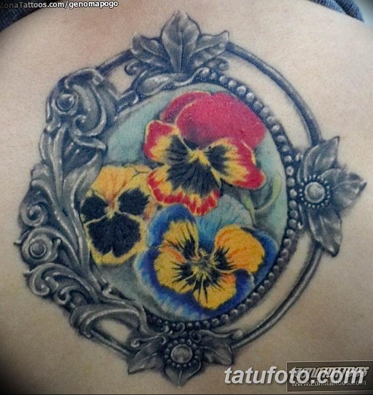 Фото тату орнаменты цветы 10.07.2019 №014 - tattoo ornaments flowers - tatufoto.com