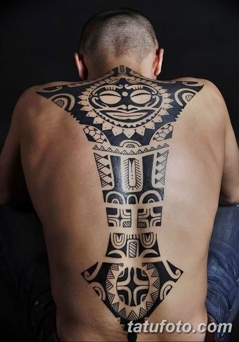 Фото тату орнамент мужские 10.07.2019 №018 - tattoo ornament for men - tatufoto.com
