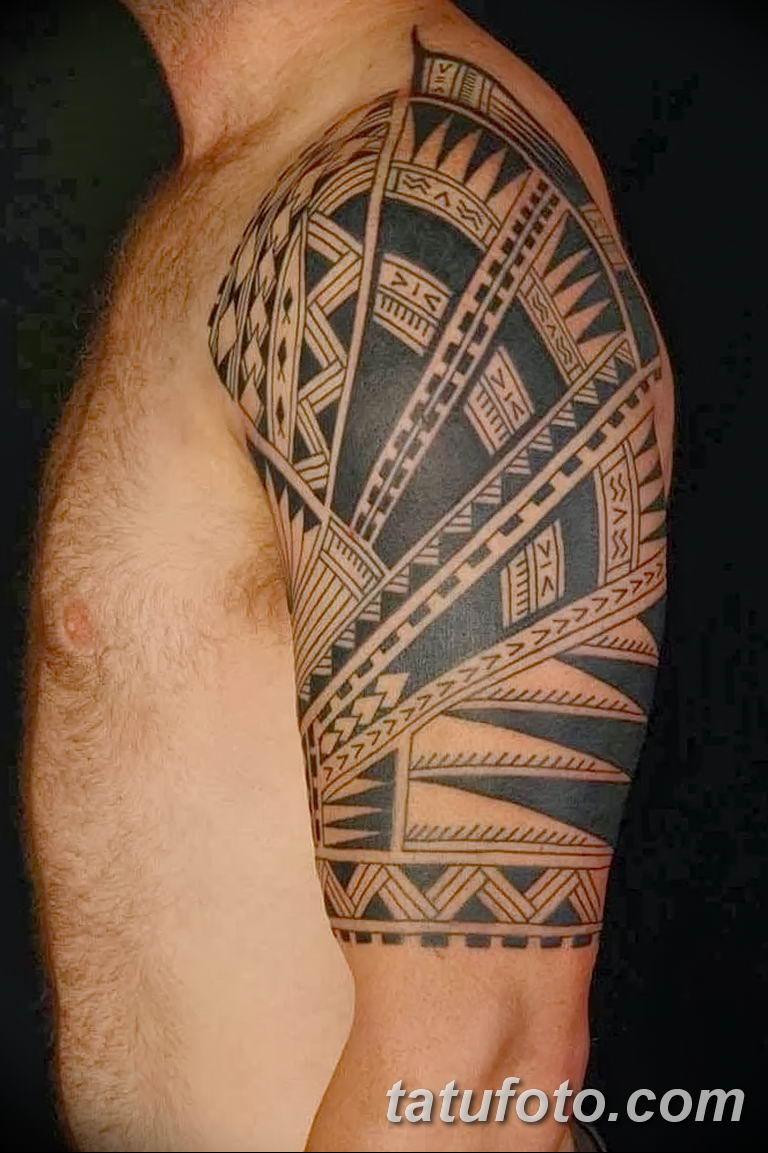 Фото тату орнамент мужские 10.07.2019 №020 - tattoo ornament for men - tatufoto.com