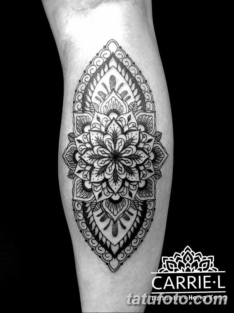 Фото тату орнамент 10.07.2019 №038 - tattoo ornament - tatufoto.com