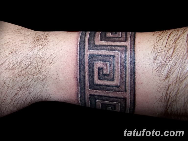 Фото узор орнамент тату 10.07.2019 №003 - pattern ornament tattoo - tatufoto.com