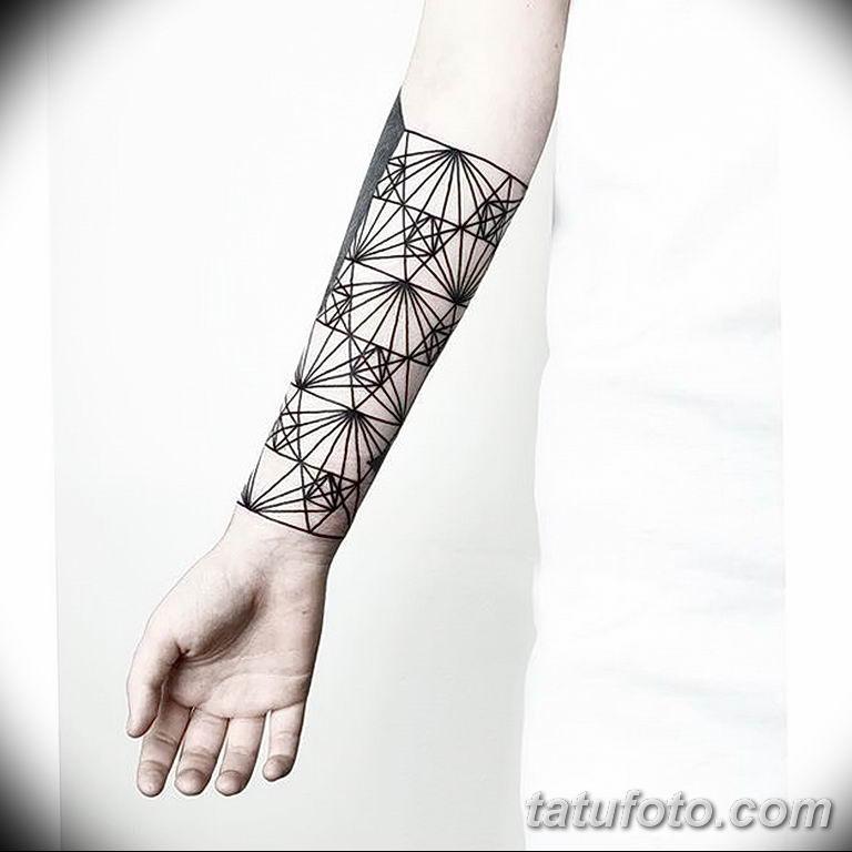 Фото узор орнамент тату 10.07.2019 №007 - pattern ornament tattoo - tatufoto.com