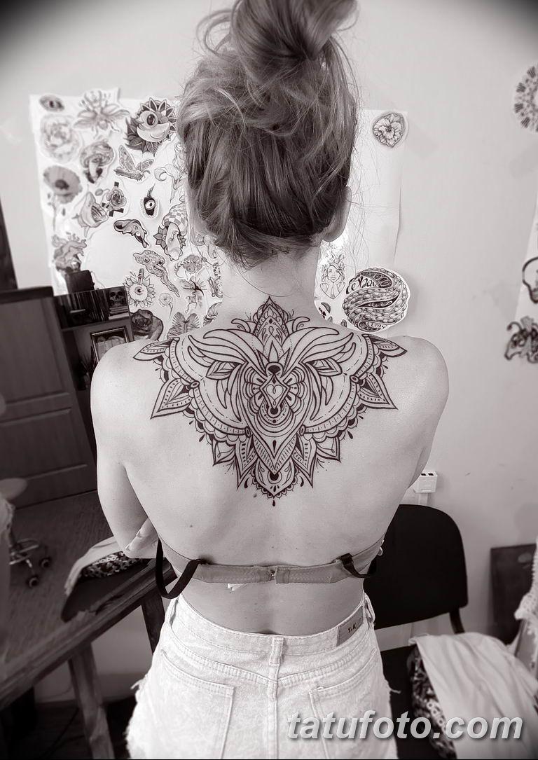 Фото узор орнамент тату 10.07.2019 №017 - pattern ornament tattoo - tatufoto.com