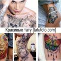 Красивые тату - коллекция фото готовых татуировок и информация про особенности