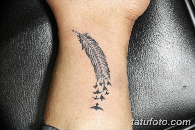Фото красивые небольшие тату 12.08.2019 №082 - beautiful small tattoos - tatufoto.com