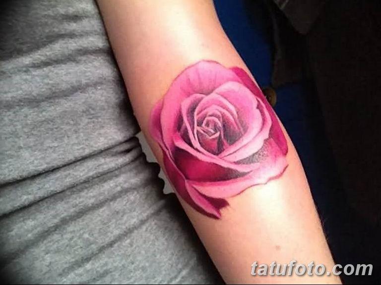 Фото красивые розы тату 12.08.2019 №025 - beautiful roses tattoo - tatufoto.com