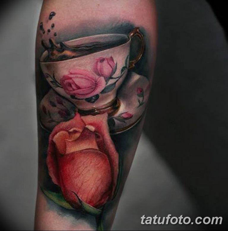Фото красивые розы тату 12.08.2019 №069 - beautiful roses tattoo - tatufoto.com