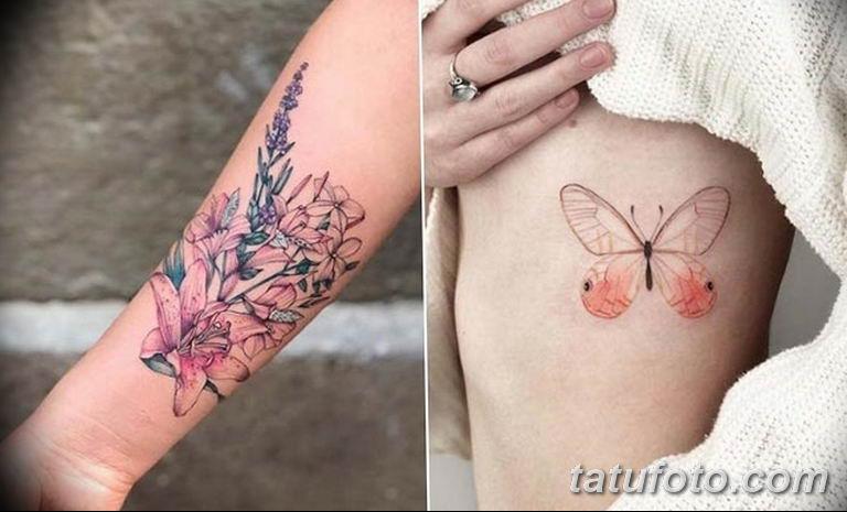Фото красивые тату для девушек 12.08.2019 №007 - beautiful tattoos for girls - tatufoto.com