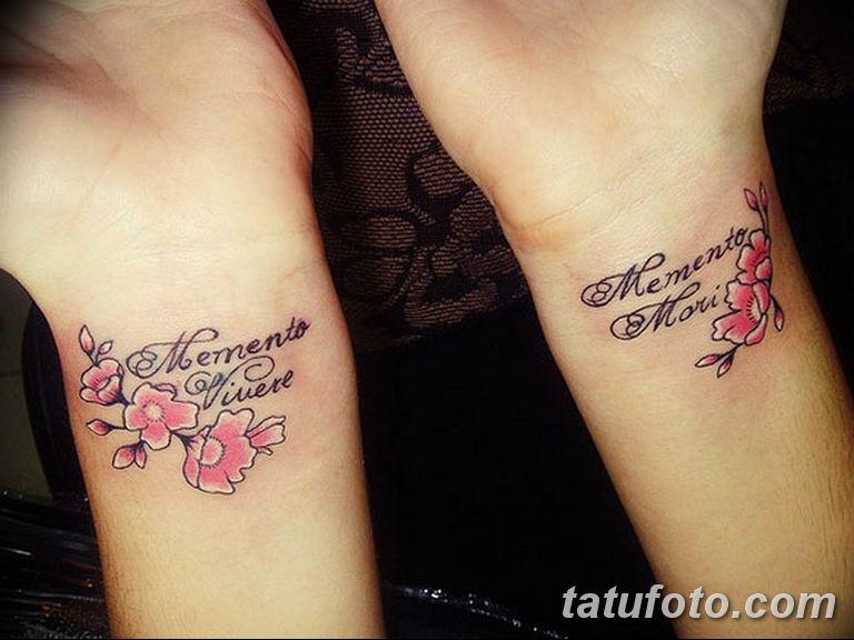 Фото красивые тату для девушек 12.08.2019 №018 - beautiful tattoos for girls - tatufoto.com
