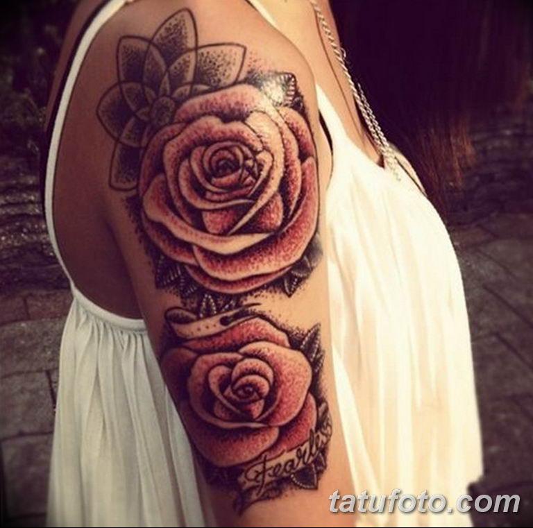 Фото красивые тату для девушек 12.08.2019 №074 - beautiful tattoos for girls - tatufoto.com