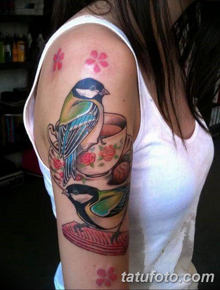 Фото красивые тату для девушек 12.08.2019 №118 - beautiful tattoos for girls - tatufoto.com