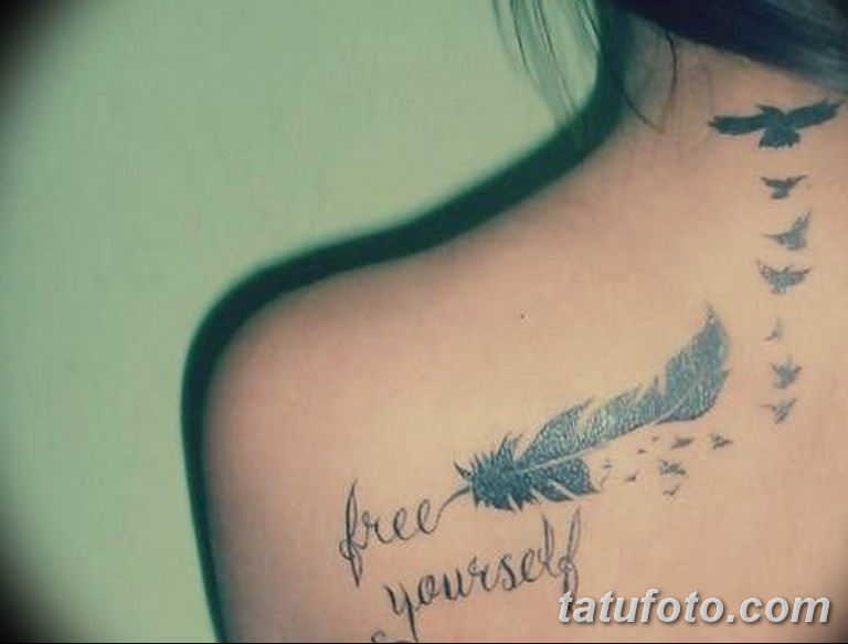 Фото красивые тату для девушек 12.08.2019 №120 - beautiful tattoos for girls - tatufoto.com