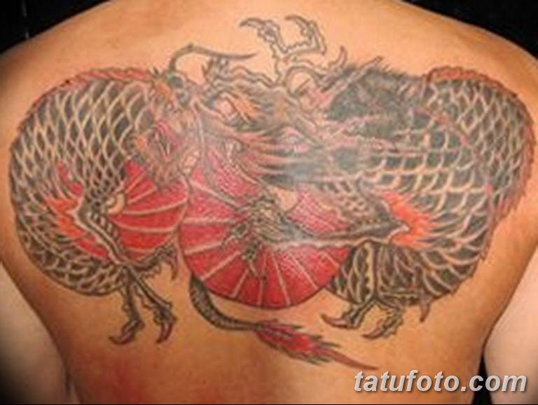 Фото красивые тату драконов 12.08.2019 №047 - beautiful dragon tattoos - tatufoto.com