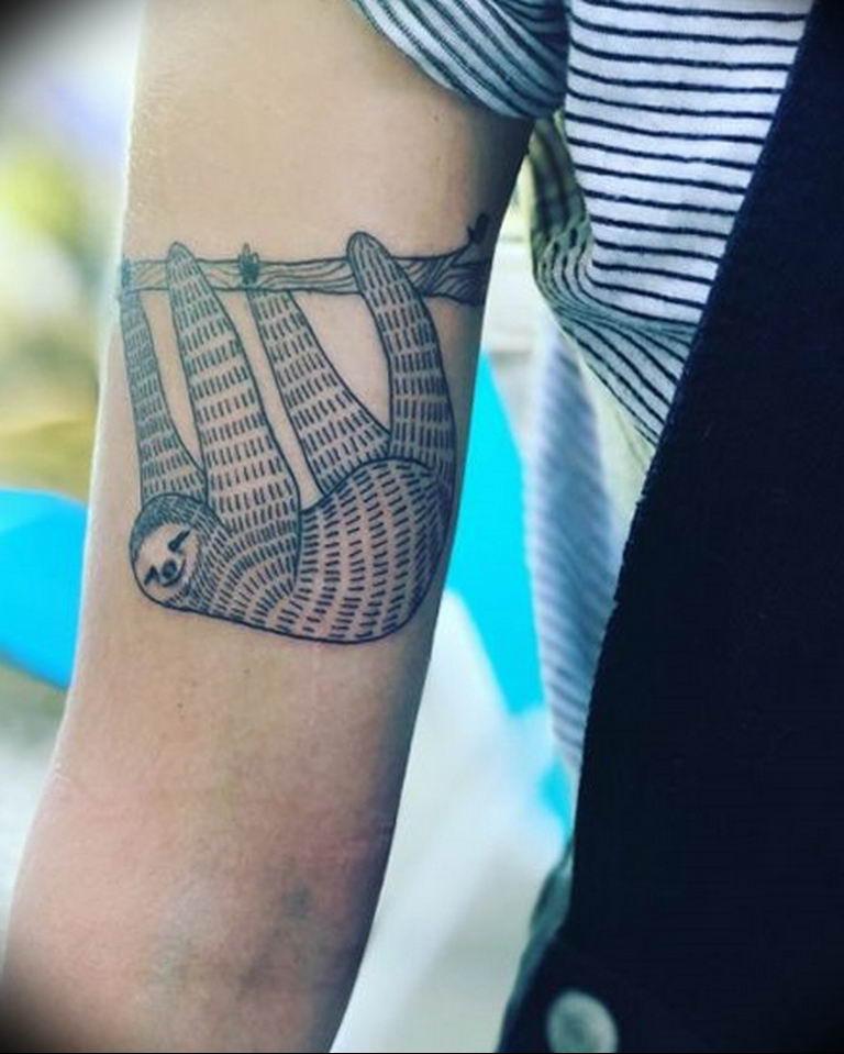 Фото красивые тату животных 12.08.2019 №037 - beautiful animal tattoos - tatufoto.com