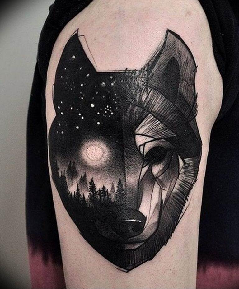 Фото красивые тату животных 12.08.2019 №057 - beautiful animal tattoos - tatufoto.com