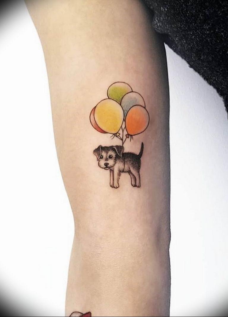 Фото красивые тату животных 12.08.2019 №091 - beautiful animal tattoos - tatufoto.com