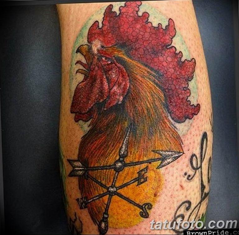 Фото красивые тату животных 12.08.2019 №099 - beautiful animal tattoos - tatufoto.com
