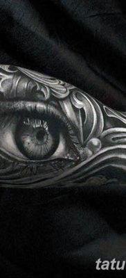 Фото красивые черно белые тату 12.08.2019 №078 – beautiful black and white – tatufoto.com