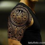 Фото красивые черные тату 12.08.2019 №039 - beautiful black tattoos - tatufoto.com