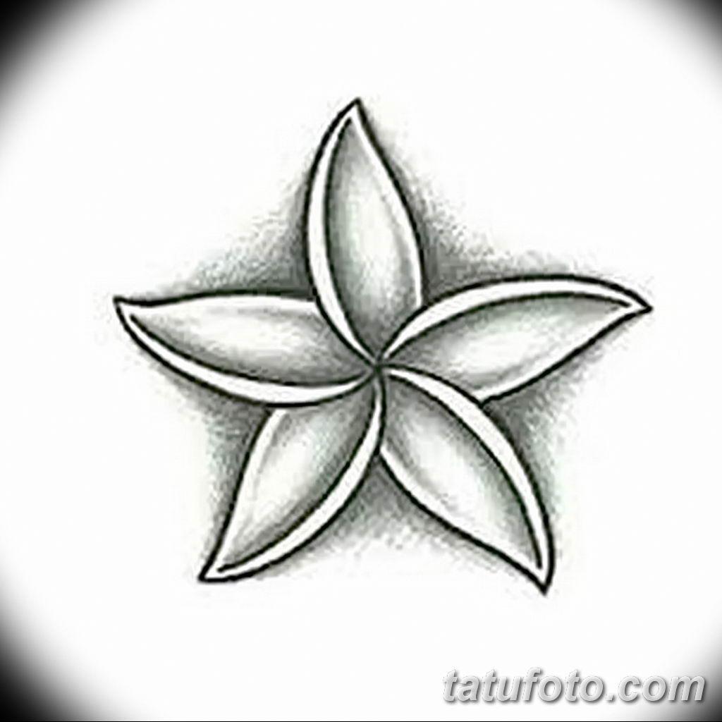 Фото эскиза тату жасмин 22.08.2019 №062 - jasmine tattoo sketch - tatufoto.com
