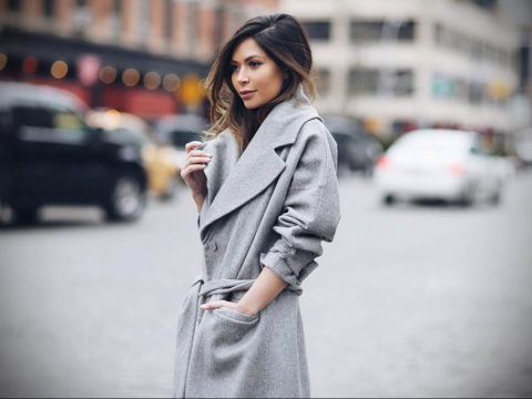 Модные женские пальто на осень 2019 - фото 9