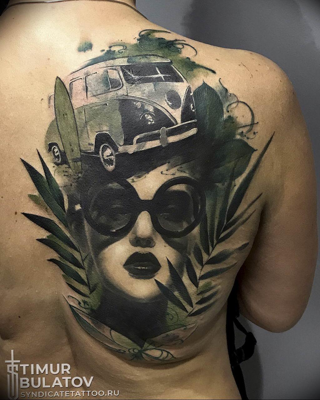 Фото тату студии Синдикат 09.09.2019 №007 - Syndicate tattoo - tatufoto.com
