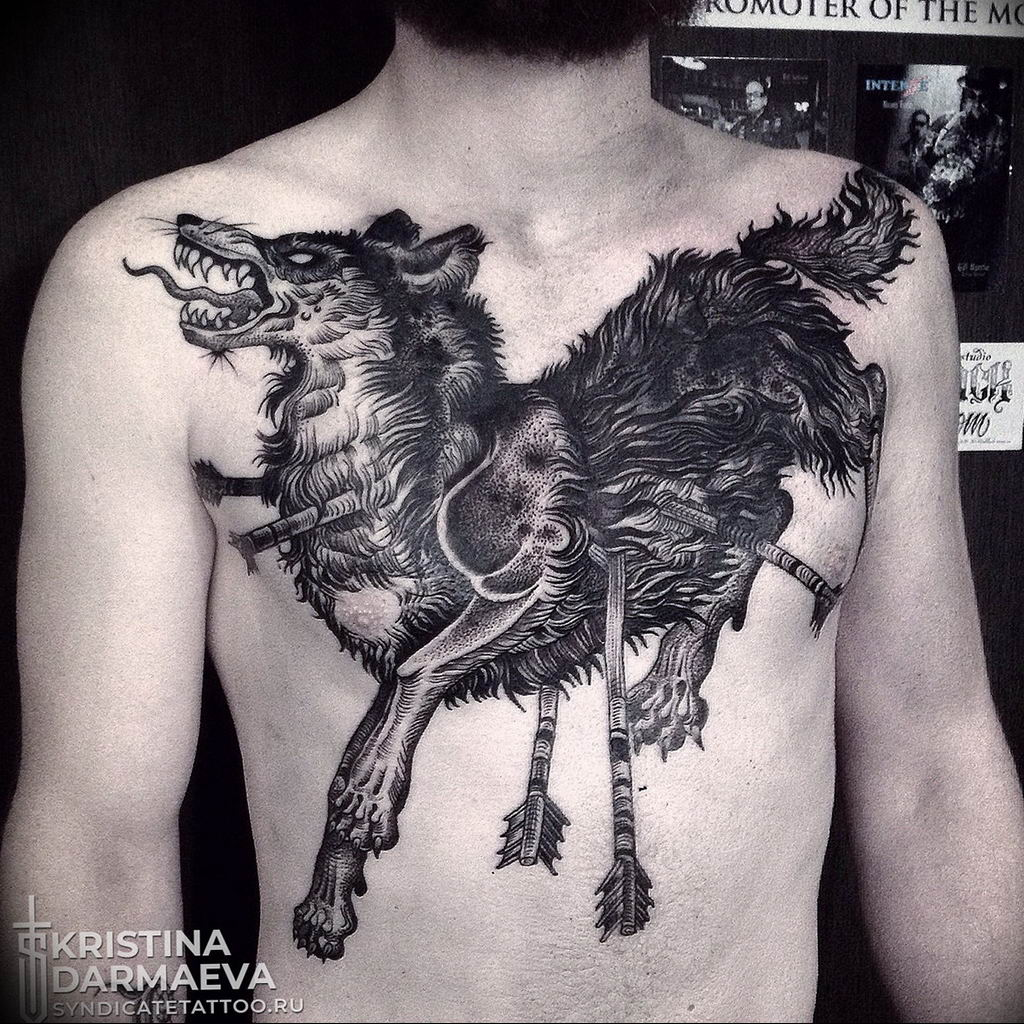 Фото тату студии Синдикат 09.09.2019 №020 - Syndicate tattoo - tatufoto.com