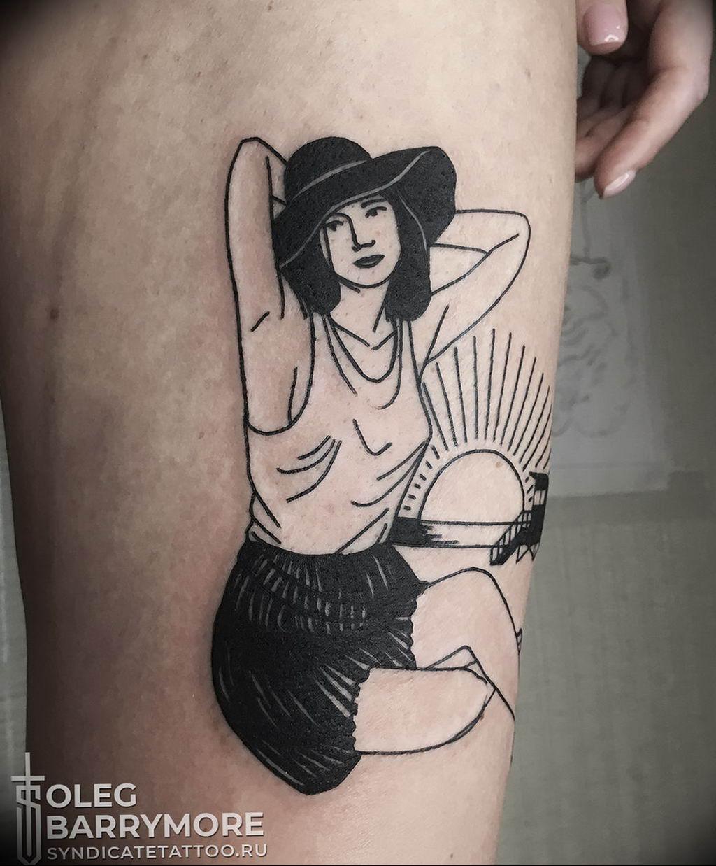 Фото тату студии Синдикат 09.09.2019 №032 - Syndicate tattoo - tatufoto.com