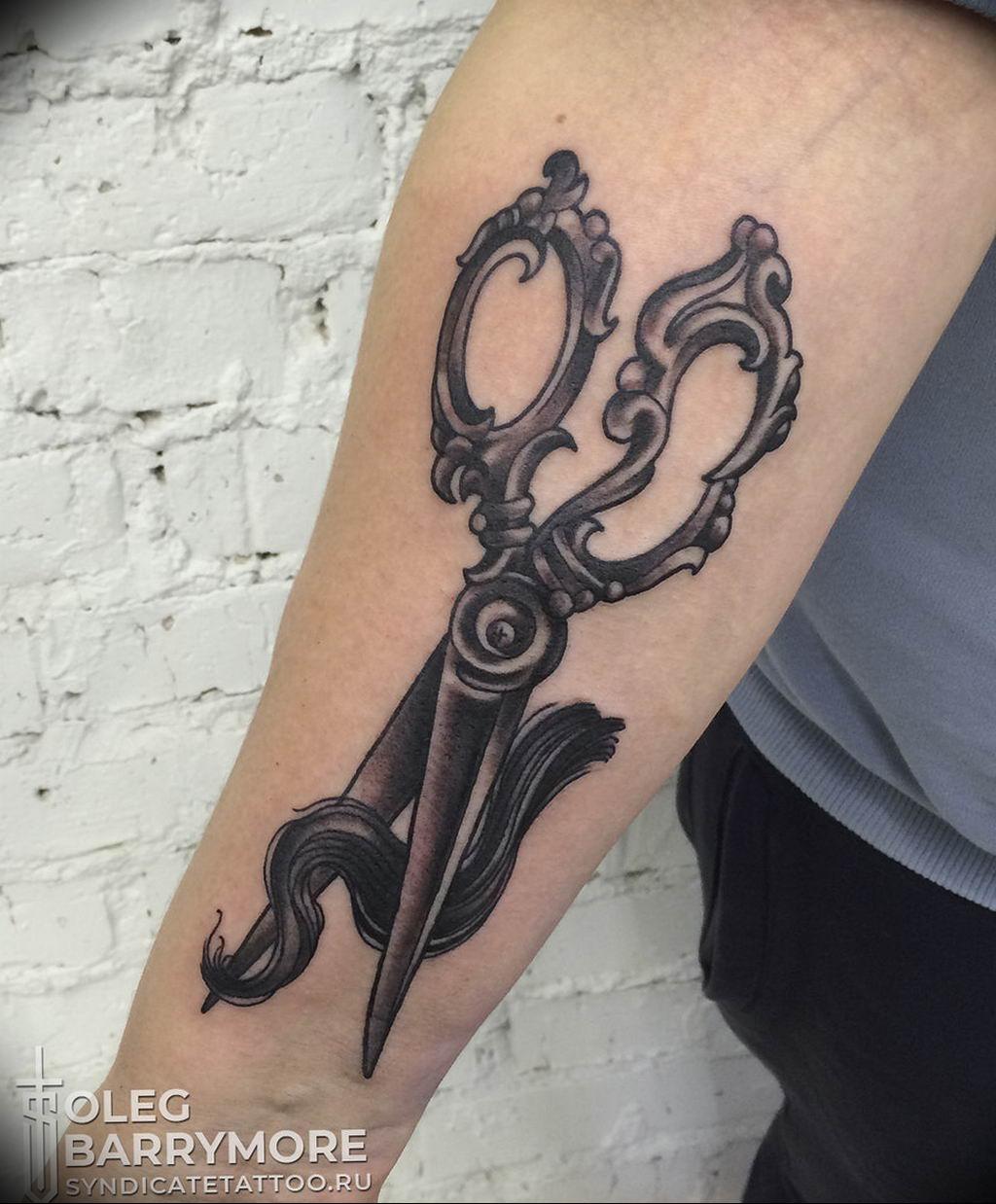 Фото тату студии Синдикат 09.09.2019 №035 - Syndicate tattoo - tatufoto.com