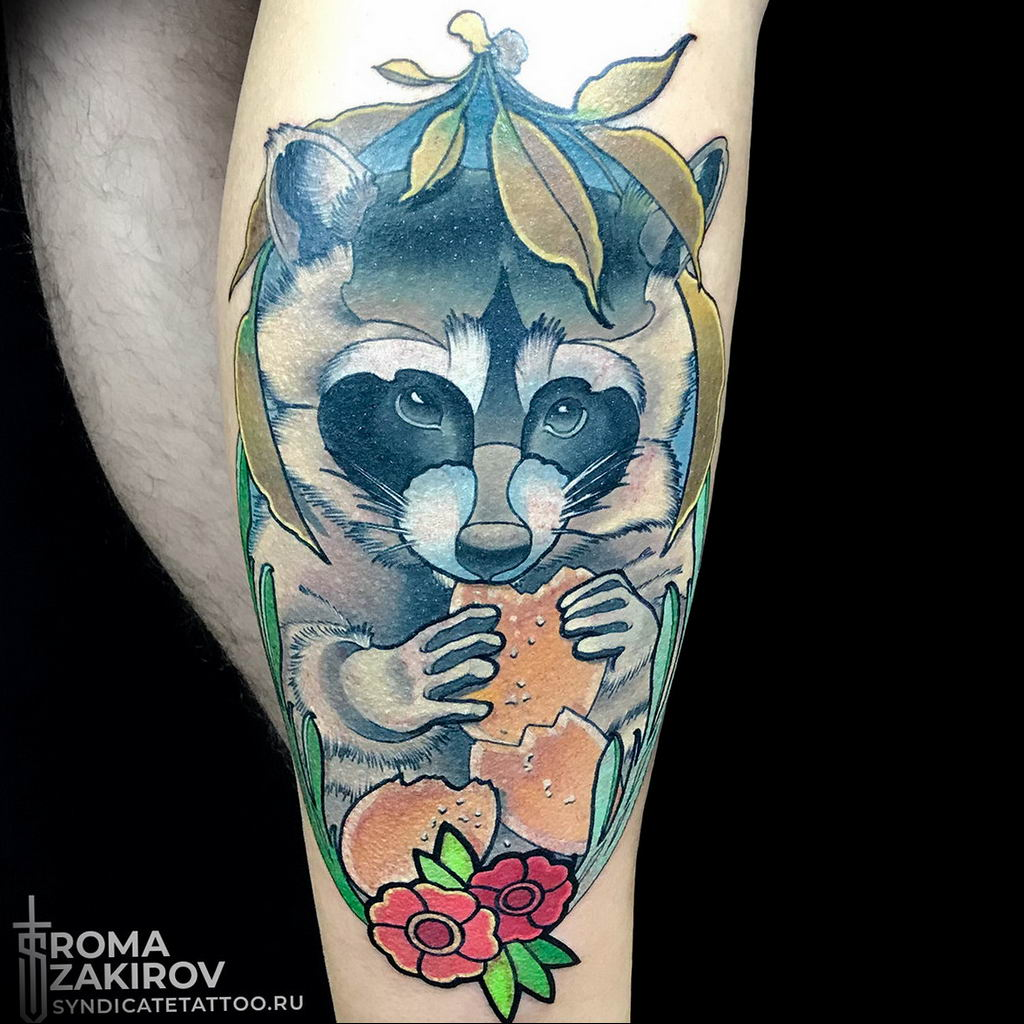 Фото тату студии Синдикат 09.09.2019 №063 - Syndicate tattoo - tatufoto.com