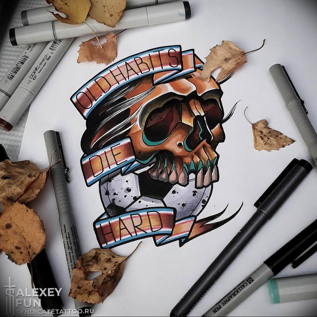 Фото тату студии Синдикат 09.09.2019 №065 - Syndicate tattoo - tatufoto.com